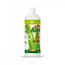 Aloe vera barbadensis original 99,85% gel 1000 ml